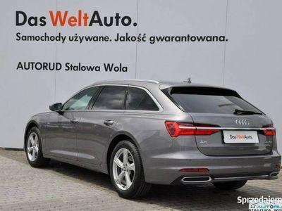 używany Audi A6 2dm 204KM 2018r. 10 413km