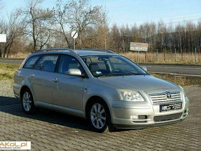 używany Toyota Avensis 2dm 116KM 2004r. 327 000km