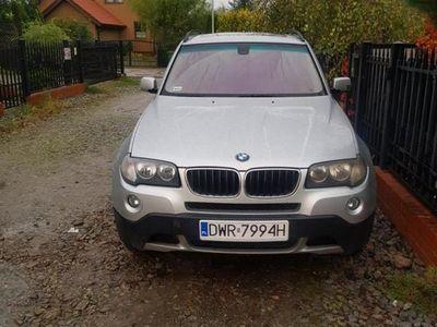 używany BMW X3 X3 SREBRNY SKÓRA 4X4 X3 BARDZO ZADBANY ZAPRASZAM. X3 SREBRNY SKÓRA 4X4BARDZO ZADBANY ZAPRASZAM.