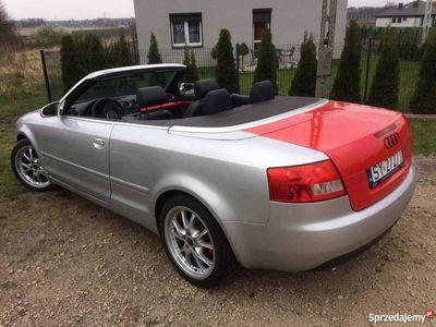 używany Audi A4 Cabriolet od właściciela