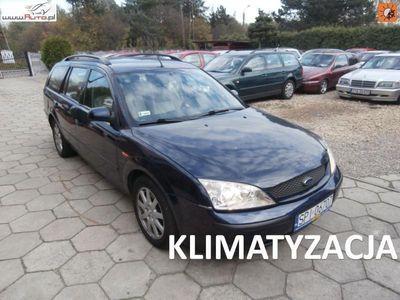 używany Ford Mondeo Mondeo 2.0dm3 131KM 2003r. 209 000km sprzedammk3 kombi