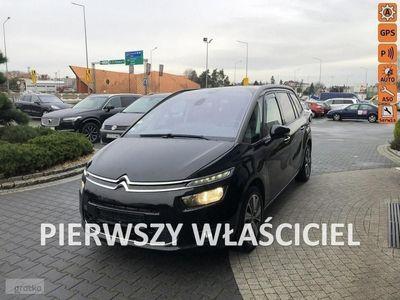 używany Citroën Grand C4 Picasso II 7 osob,navi,kam.cofan,bluetooth,asyst.parkowania