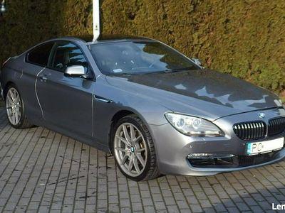 używany BMW 640 3dm 313KM 2011r. 69 000km