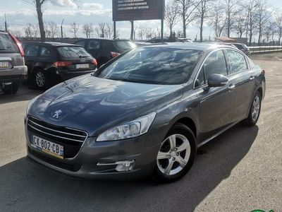 używany Peugeot 508 2.0HDI 140KM Sedan Gotowy do Rejestracji Gwarancja, Gniewkowo