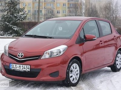 używany Toyota Yaris III Automat,62 tys km,Pełny Serwis.