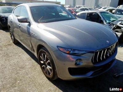 używany Maserati Levante 3.0 430KM