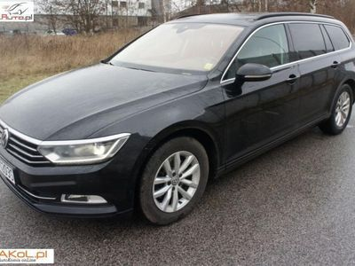 used VW Passat 2dm 150KM 2015r. 132 000km