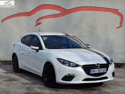 używany Mazda 3 2dm3 166KM 2016r. 34 000km Automat/ Benzyna/ Zadbany/ Zarejestrowany