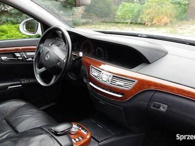 używany Mercedes S350 sklasaLPG ładny