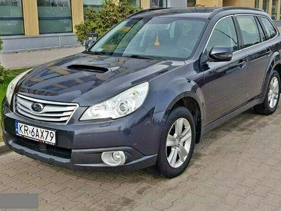 używany Subaru Legacy 2dm 150KM 2011r. 236 000km