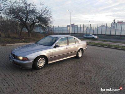 używany BMW 525 e39