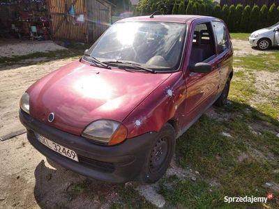 używany Fiat Seicento 1.1