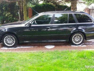 używany BMW 525 e39 d polift touring zamiana