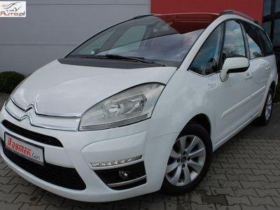 używany Citroën C4 Picasso 2.0 7-osobowy,Opłacony automatyczna klima.