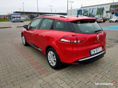 używany Renault Clio 1.2 benzyna, 75KM, kombi, FVAT23%