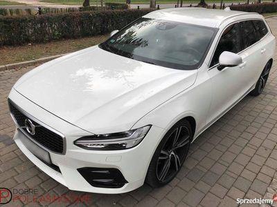 używany Volvo V90 R-Design, Faktura VAT23%, Leasing