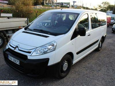 używany Citroën Jumpy Combi 2dm 163KM 2014r. 75 000km