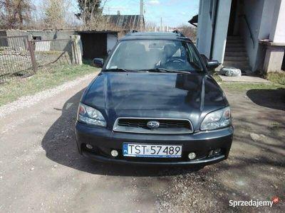 używany Subaru Legacy 2002r B+G Klima, Hak, Webasto 4x4