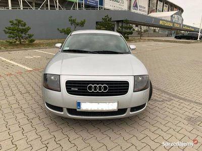 używany Audi TT 1.8 T QUATTRO S LINE LPG