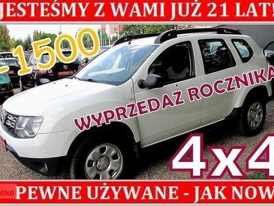 używany Dacia Duster I Napęd 4x4 I Własciciel auto od Polskiego Dealera-Pewne NOWE OPONY