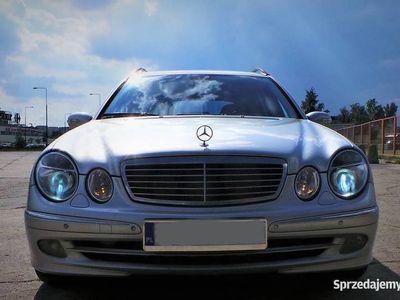 używany Mercedes E500 polskiego salonu !!!