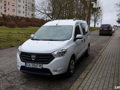 używany Dacia Dokker z b.małym przebiegiem