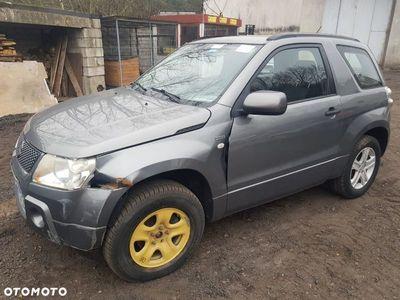 używany Suzuki Grand Vitara II