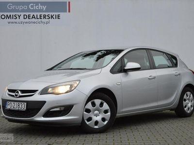 używany Opel Astra 1.4dm 120KM 2015r. 128 827km