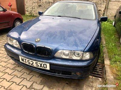 używany BMW 2002 E39 benzynarok lift anglik M54B22 manual