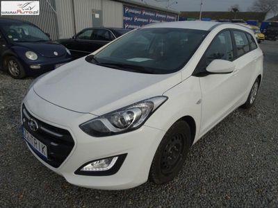 używany Hyundai i30 1.6dm3 110KM 2017r. 56 790km