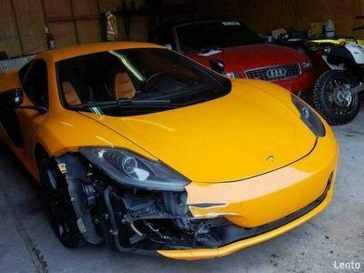 używany McLaren MP4-12C 3.8dm 600KM 2012r. 49 688km