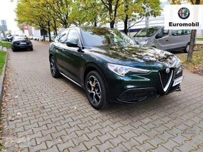 używany Alfa Romeo Stelvio rabat: 23% (59 400 zł)