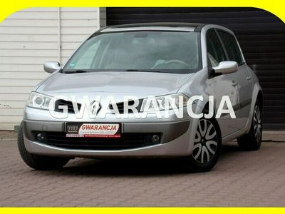 używany Renault Mégane II Lift / Skóry / Klimatronic / 1,6 / 112KM / Hands Free