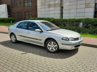 używany Renault Laguna 2dm 135KM 2005r. 161 000km
