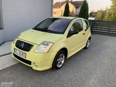 używany Citroën C2 VTR 1.4 Benzyna Klimatronik Alu Zarejestrowany !!