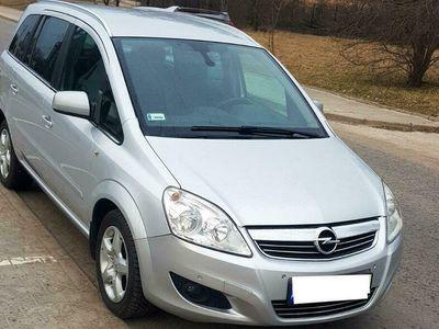 używany Opel Zafira 1,6 ESSENTIA CNG/PB