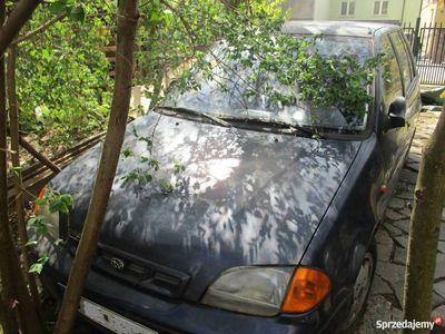 używany Subaru Justy 4X4 LPG, KLIMA Webasto