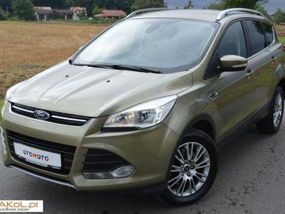 używany Ford Kuga 2dm 140KM 2013r. 169 879km