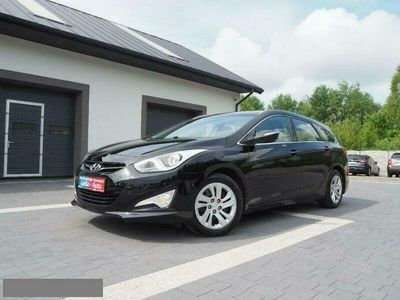 używany Hyundai i40 1.6dm 135KM 2012r. 97 635km