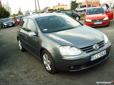 używany VW Golf 2,0 TDI 2006 r