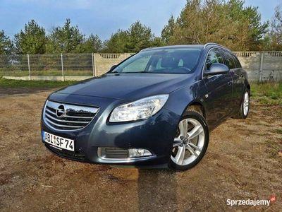 używany Opel Insignia 2dm 250KM 2009r. 147 000km