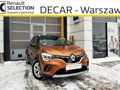 używany Renault Captur CAPTUR1.3 TCe Intens EDC