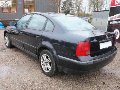 brugt VW Passat 1.9dm3 110KM 1997r. 404 000km !!! Bemowo !!! 1.9 Diesel TDI, 1997 rok produkcji !!! ALUFELGI !!!