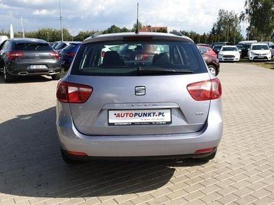 używany Seat Ibiza 1.2dm 90KM 2016r. 119 252km