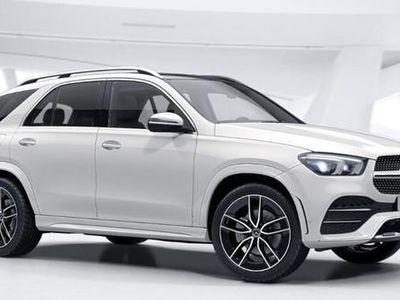 używany Mercedes E300 GLE d 4MATIC 2020