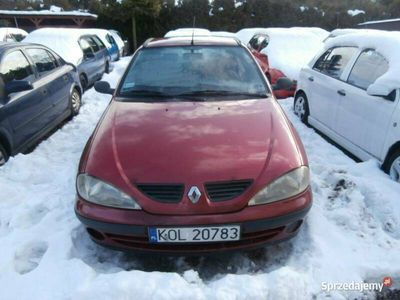 używany Renault Mégane Megane sprzedam reanult1,4 benzyna I (1996-2002)