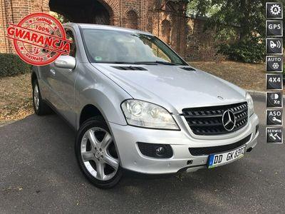 używany Mercedes ML280 3dm 190KM 2006r. 260 000km
