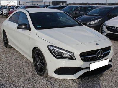 brugt Mercedes CLA200 Inny 1.6dm3 156KM 2017r. 181 745kmAMG, Benzyna, Automat, FV 23%, Gwarancja!!