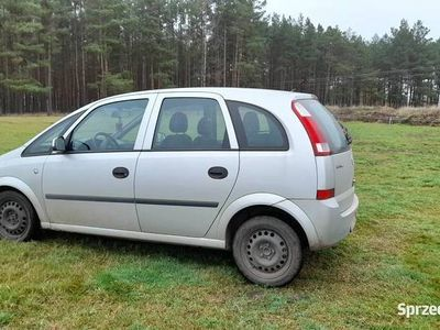 używany Opel Meriva 1,7 tanio