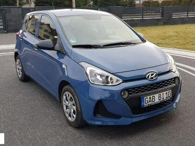 używany Hyundai i10 1dm 67KM 2018r. 48 251km